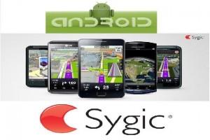sygic maps
