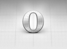 opera next logo