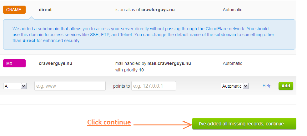 Cloudflare cdn integration wordpress 3