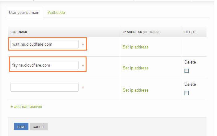 Cloudflare cdn integration wordpress 6