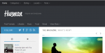 Hueman : Best Ever WordPress Free Magazine Theme