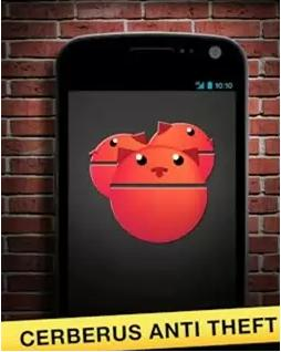 cerberus anti theft app