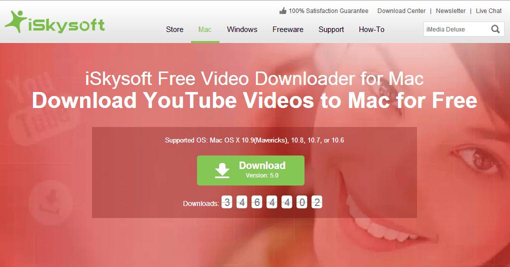 free you tube downloader iskysoft