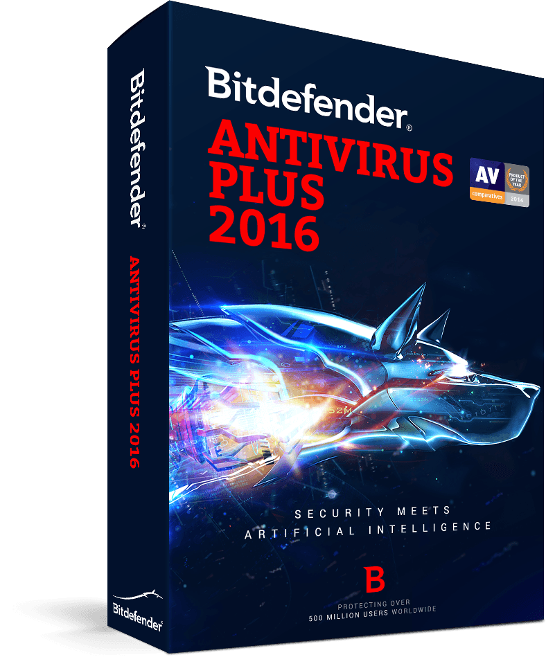 bitdefender anti virus plus
